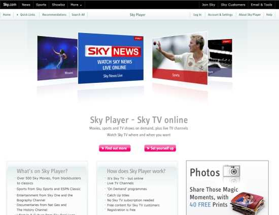 SkyPlayer